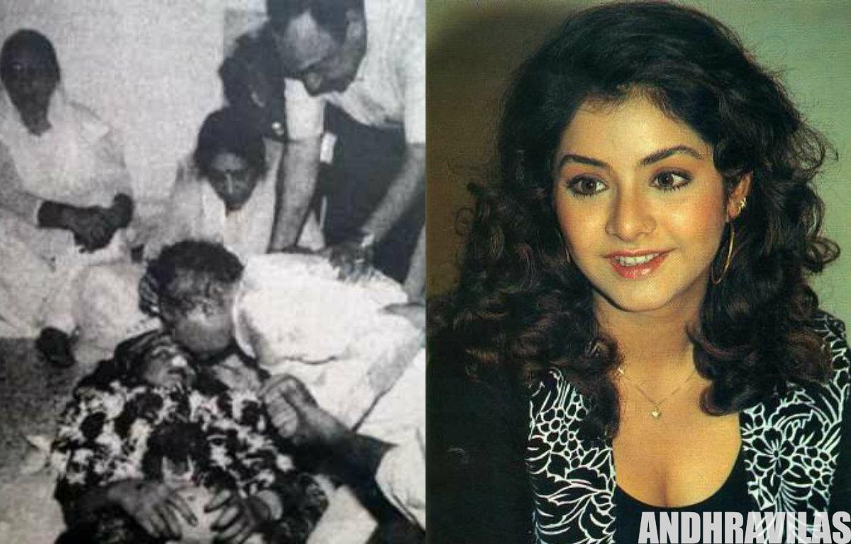 Divya Bharti Death Mystery Revealed