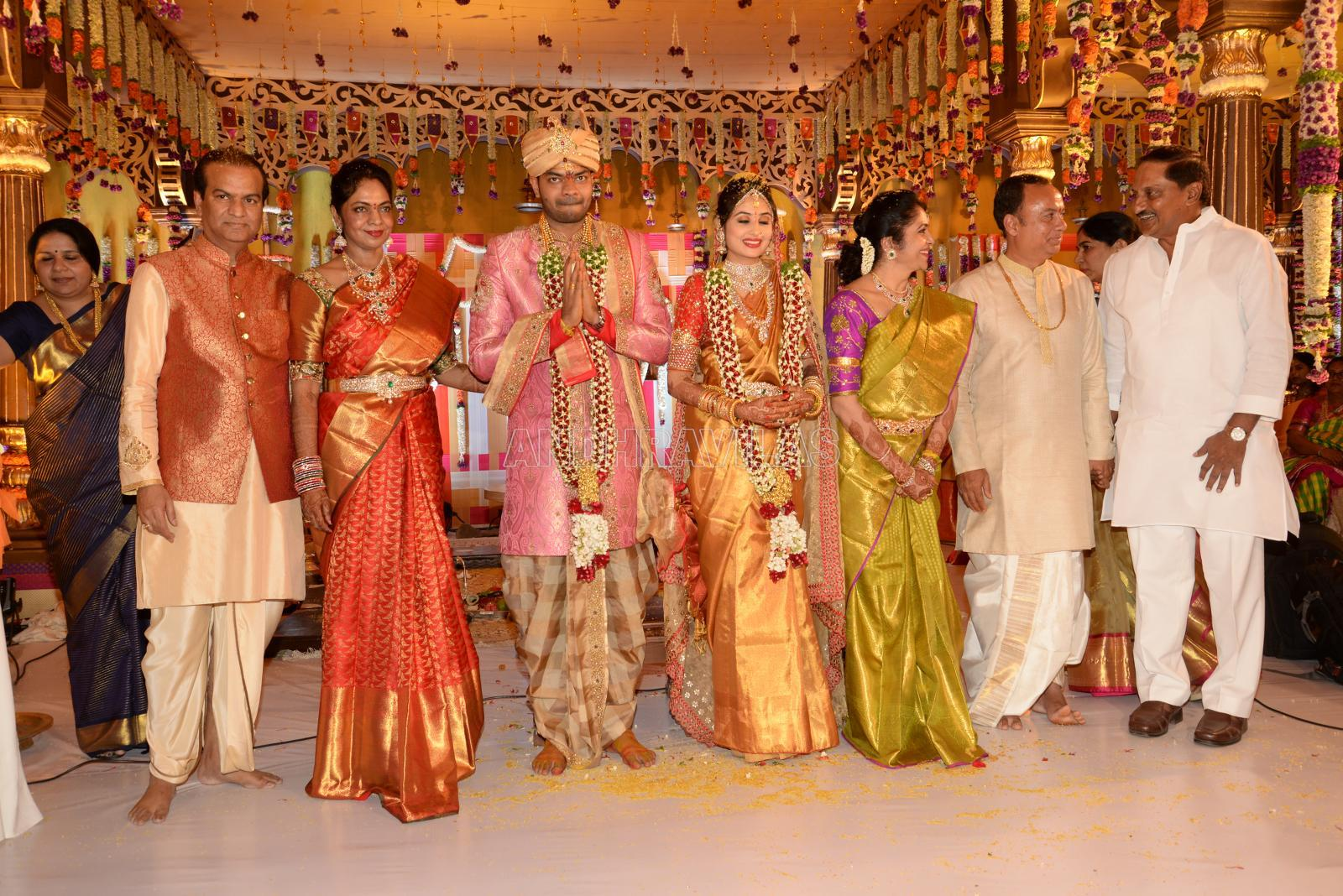 Karan saraogi wedding